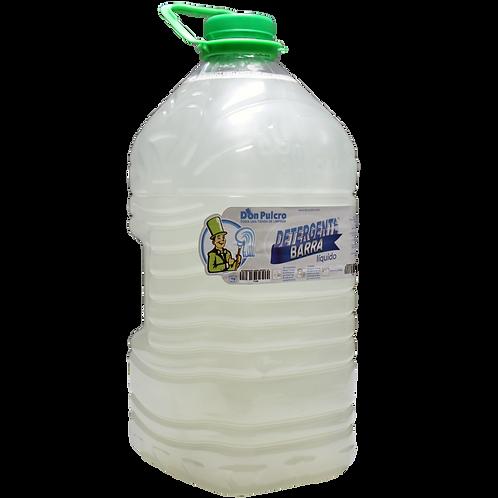 Detergente Barra Líquido 5L.