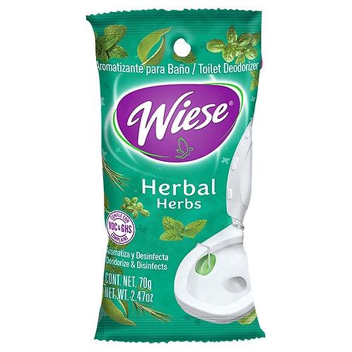 Pastilla WC aroma herbal