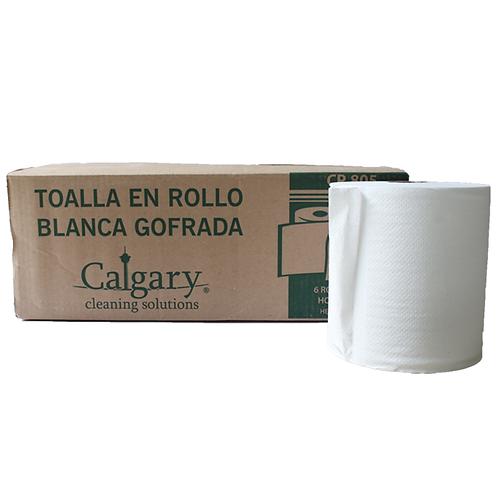 Caja de Toalla En Rollo Calgary