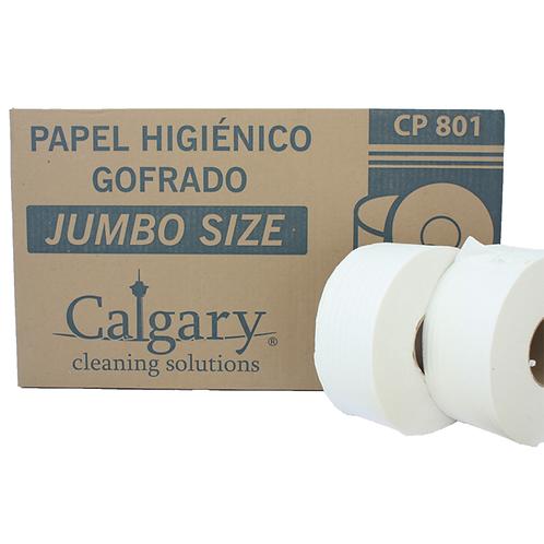 Caja Papel Calgary Rollo de 180 m
