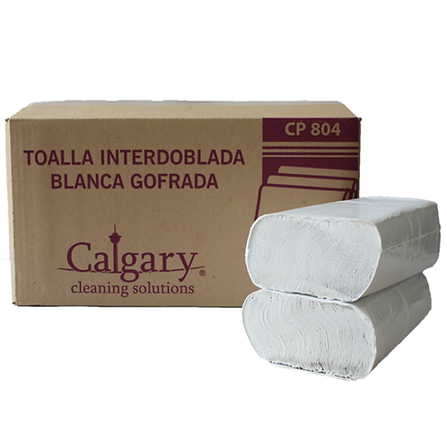 Caja de toalla interdoblada Calgary