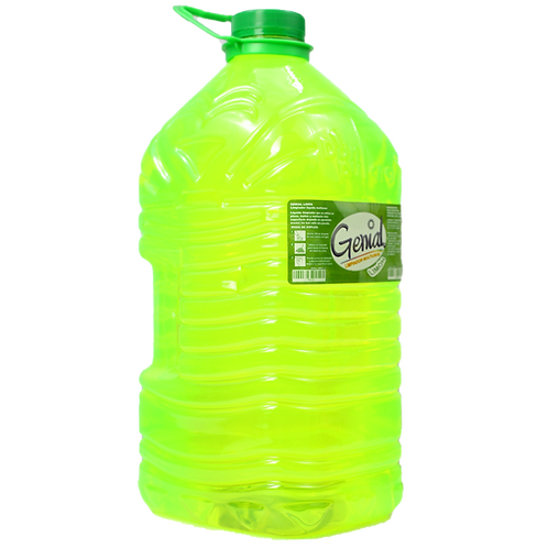 Genial limón limpiador multiusos 5 L.
