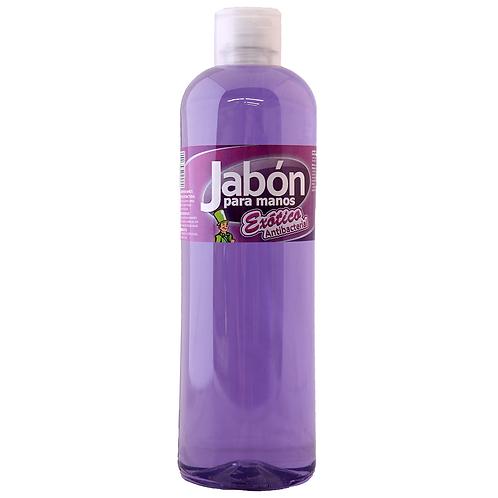 Jabón exótico para manos 1 L.