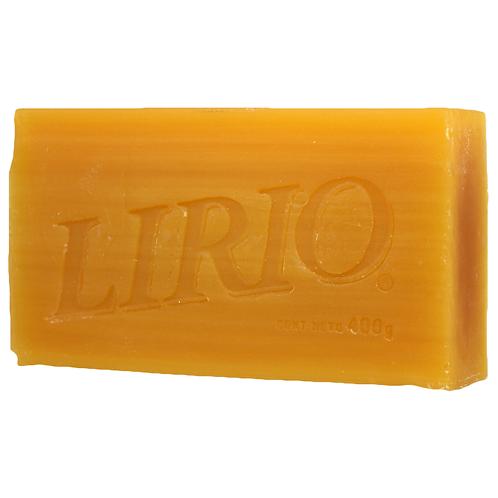 Jabón lirio amarillo 400 gr.
