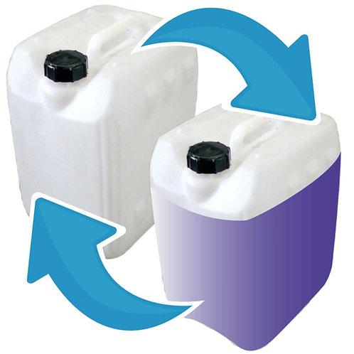 Genial lavanda limpiador multiusos 20 L. (envase a cambio)