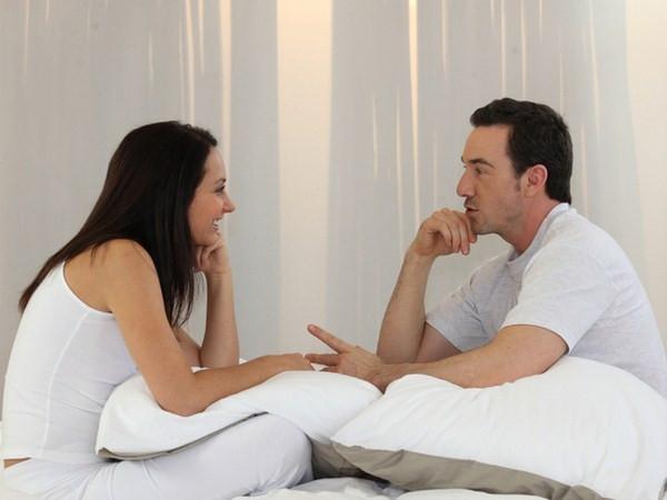 договориться с мужем