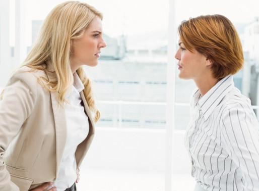 Моральное насилие на работе