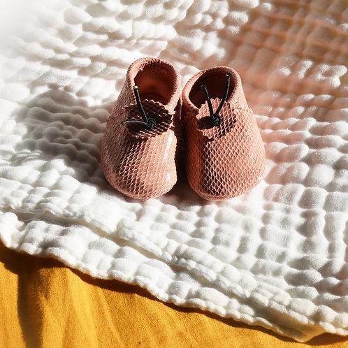 Chausson bébé 3-12 mois - Pink -