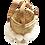 Thumbnail: Panier en osier avec pompons
