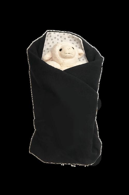 Couverture LOUKOUM noir et blanc