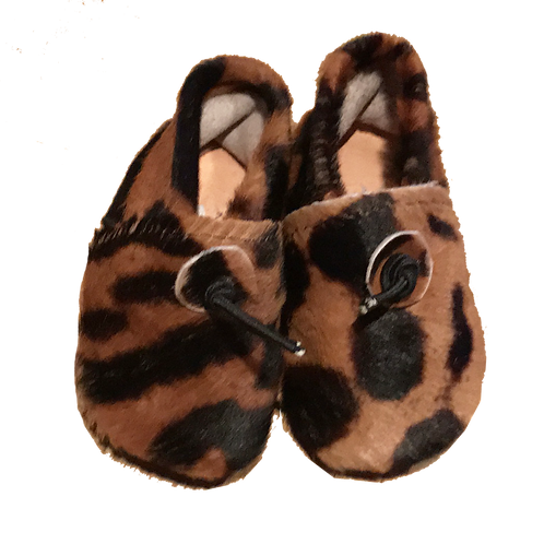 Chausson léopard T.21