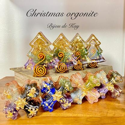 オルゴナイト クリスマス Bijou de Kay