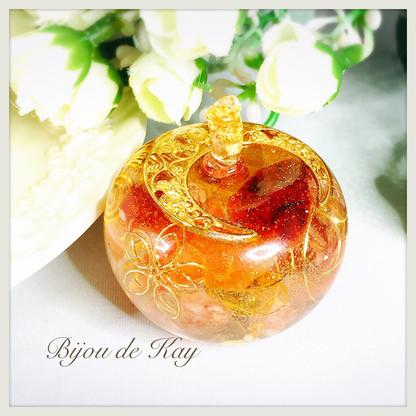 オルゴナイト リンゴ Bijou de Kay
