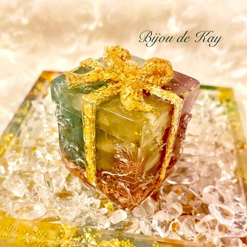 オルゴナイト プレゼント