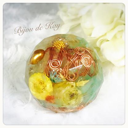 オルゴナイト 小花