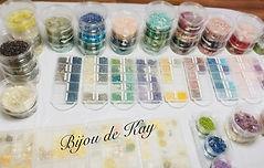 オルゴナイト教室 オルゴナイトの作り方 講習会 Bijou de Kay