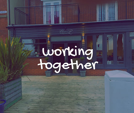 Working Together | Restaurant | Vale of Glamorgan | Cariad