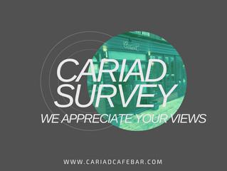 We Appreciate Your Views