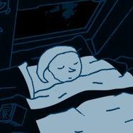 Moon Moon Moon - 3 AM, Almost Sleeping (Music Video)