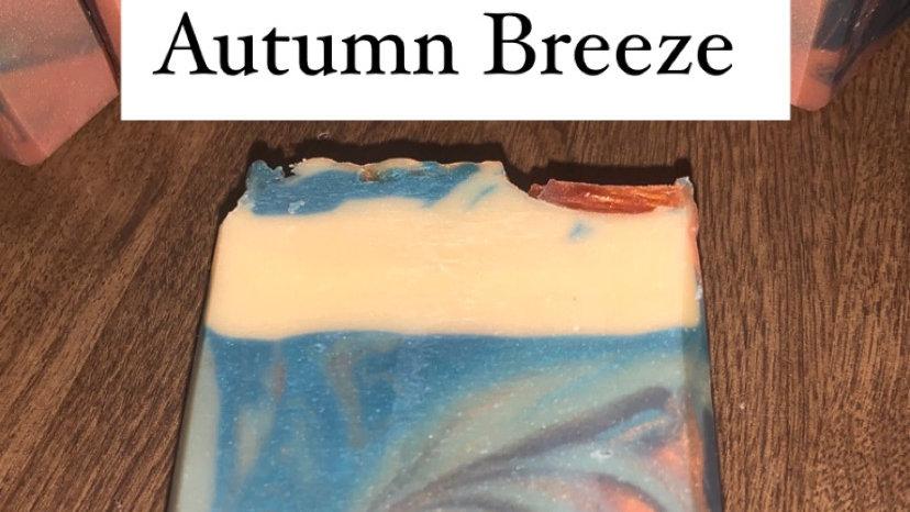 Autumn Breeze Artisan Soap