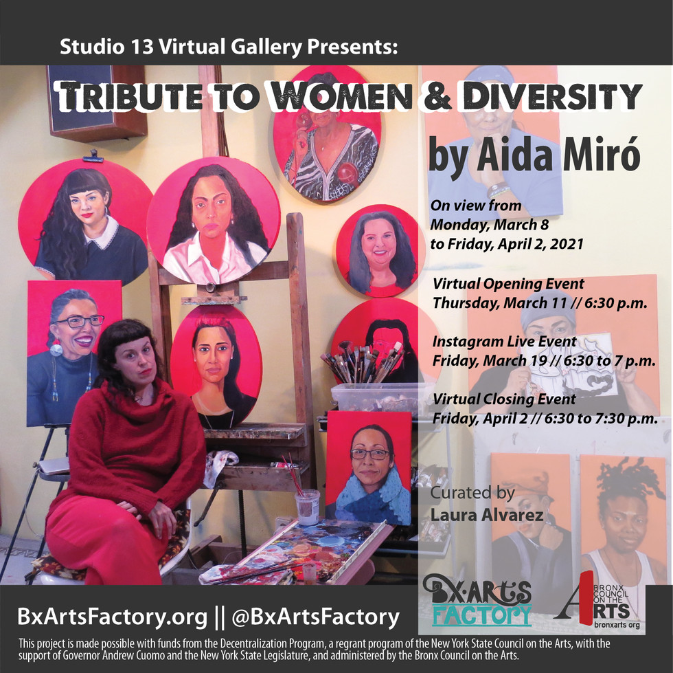Tribute to Women & Diversity 2021