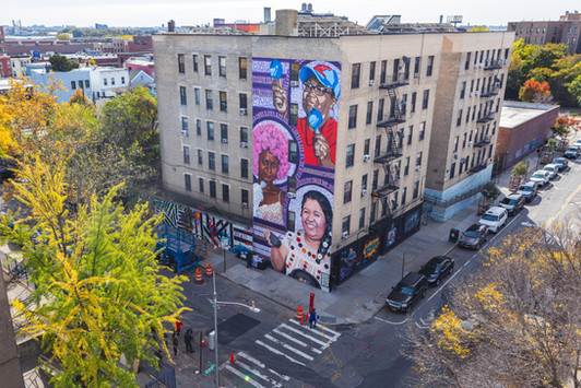 Bronx. Tribute to Women and Diversity