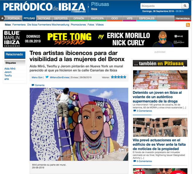 Periodico de Ibiza, 29/8/19