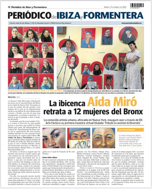 Periodico de Ibiza. March 9, 2021