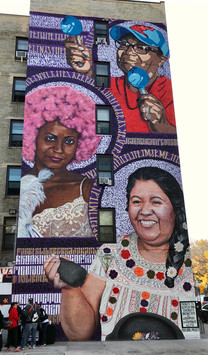 TRIBUTE TO WOMEN AND DIVERSITY. Bronx 20