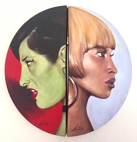 Afrodita & Hera