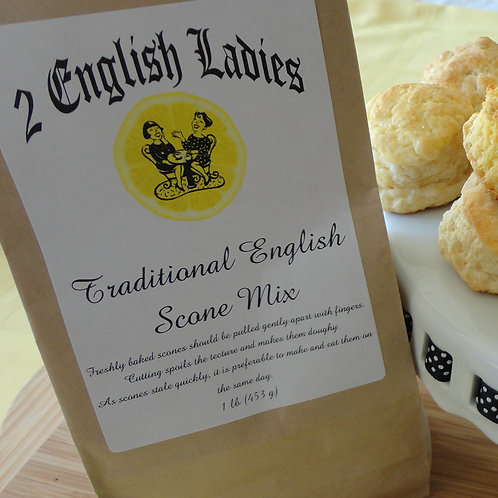Traditional English Scone Mix