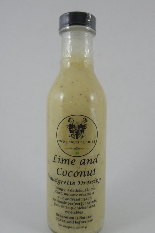 Lime Coconut Vinaigrette