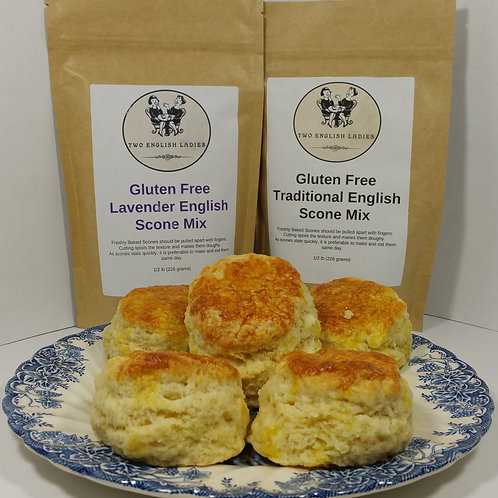 Gluten Free English Scone Mix