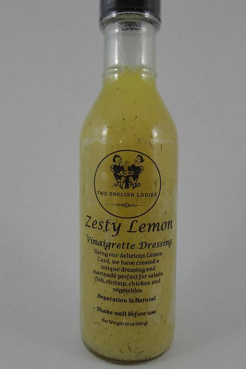 Zesty Lemon Vinaigrette