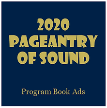 Pageantry of Sound - program book ads.pn