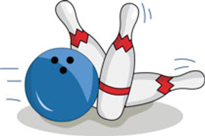 Bowling Fundraiser Ticket