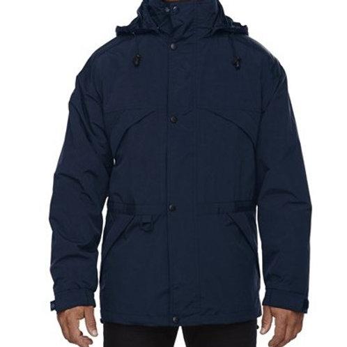 3-piece Winter Coat