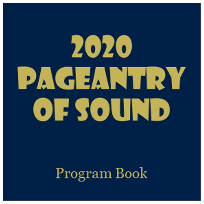 Pageantry of Sound Program Book