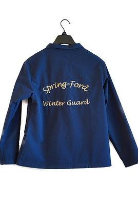 High School Indoor Guard Jacket