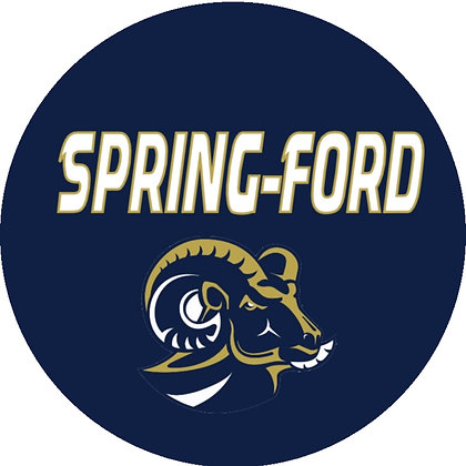 Spring-Ford Luggage Tag / Ornament