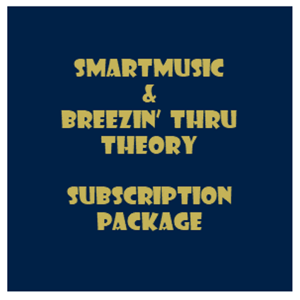 SmartMusic / Breezin' Thru Theory Subscription Package