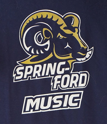 Spring-Ford Music T-Shirt