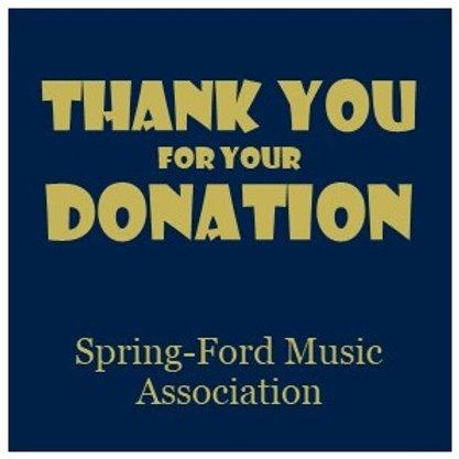 SFMA Donation