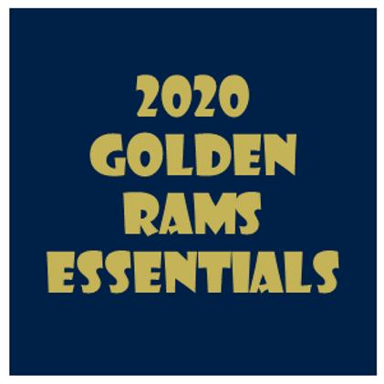 2020 Golden Rams Essentials