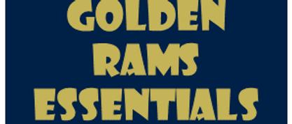 2021 Golden Rams Essentials Kit