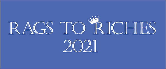 """2021 Golden Rams """"Rags to Riches"""" Show T-Shirt"""