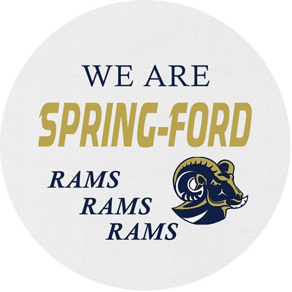 We Are Spring-Ford Luggage Tag / Ornament