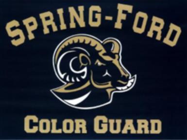 Middle School Indoor Color Guard Warm Up Jacket