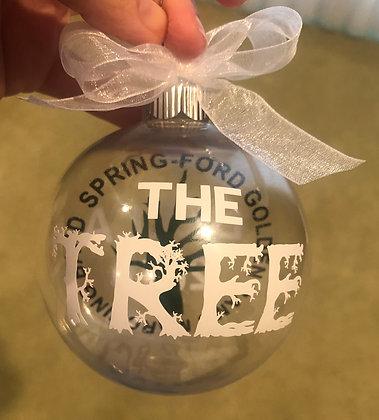 """The Tree"" Ornament"