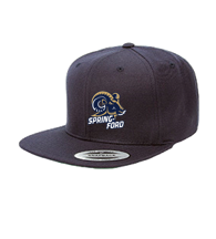 Snapback Cap - WITHOUT Personalization